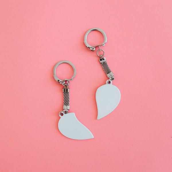 Брелок «Сердце пара»