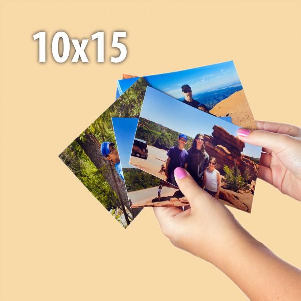 Печать фотографий 10 на 15 см