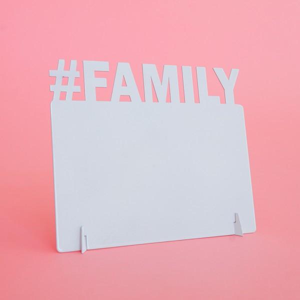 Фоторамка металл (#Family)