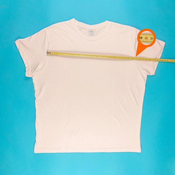 Фото на футболке 6XL (62 размер)